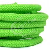 Paracord 10mm Verde Luminoso (20cm)