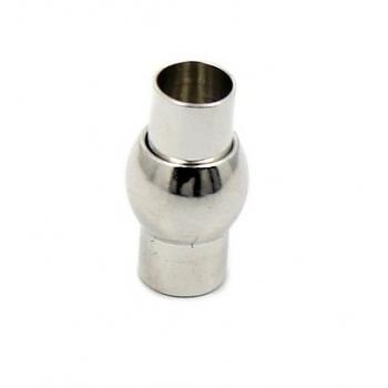 Fecho Íman Aço Inox Int.5mm