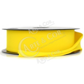 Fita Lycra de 30mm Amarela
