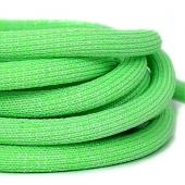 Paracord 10mm Verde Fluoresc. c/ Glitter (20cm)