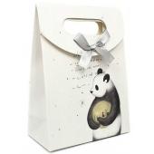 Saco p/ Presente Desenho Panda 125x165mm
