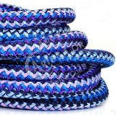 Paracord 10mm Multicor Azul (20cm)